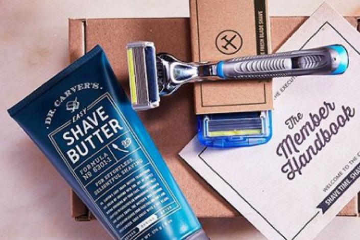 Dollar Shave Club - Quidco NoBrainer